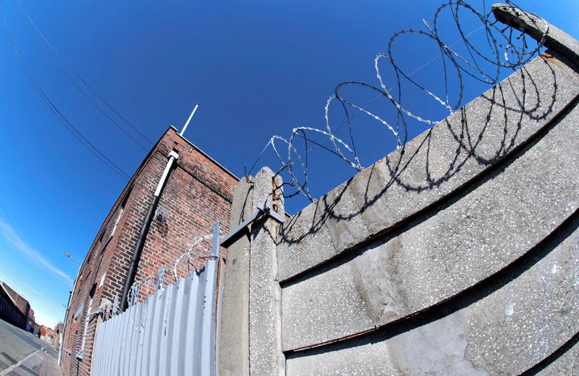 Death in prison