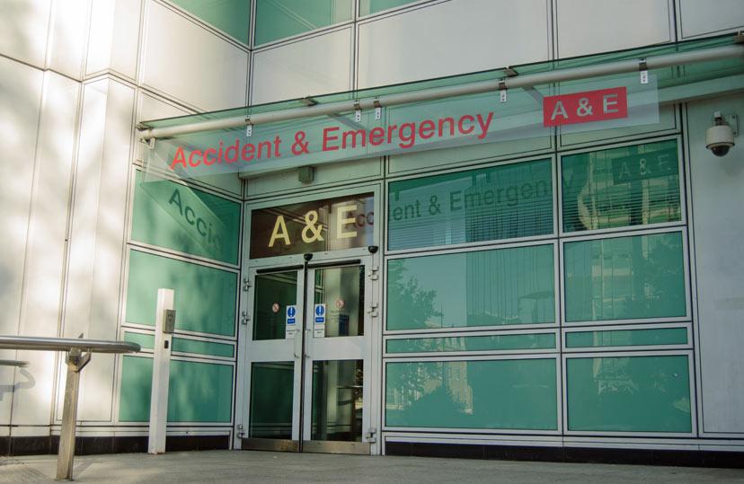 A&E Hospital Healthcare