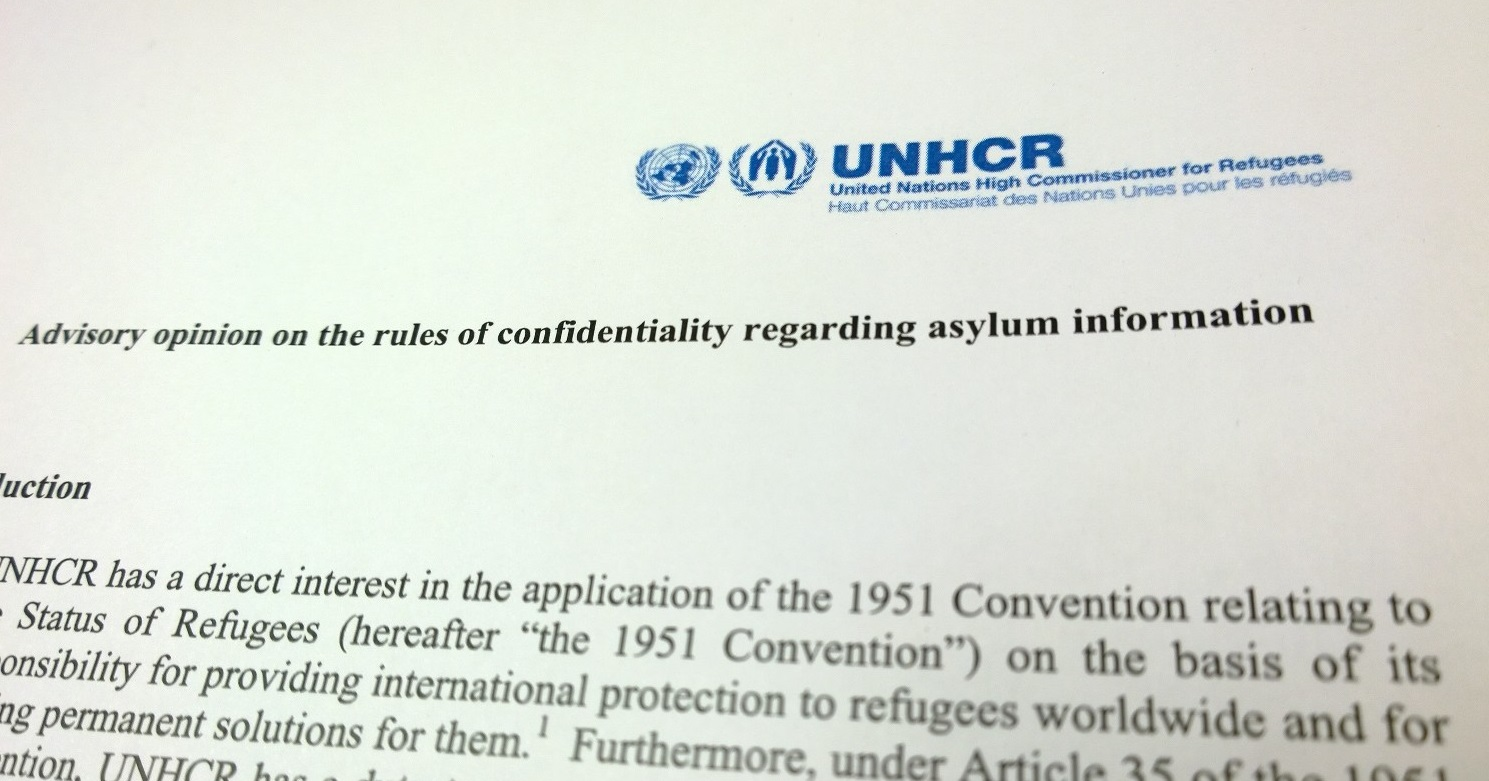 Home Office settles claim for unlawful sharing of asylum information