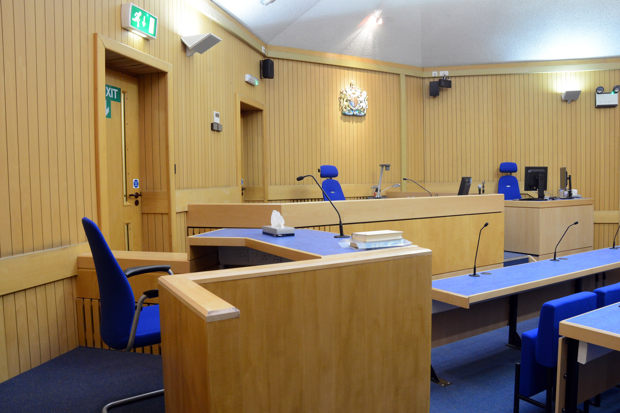 Coroner's Court by Surrey County Council