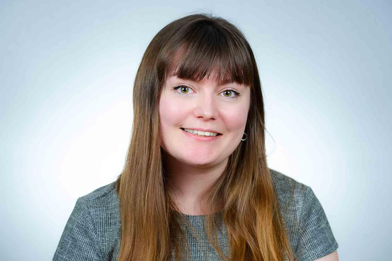 DPG Admin Assistant Rebecca Sillis