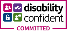 Disability Confident / Committed Badge