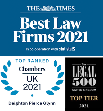 Best Law Firms 2021 (The Times), The Chambers, Legal 500