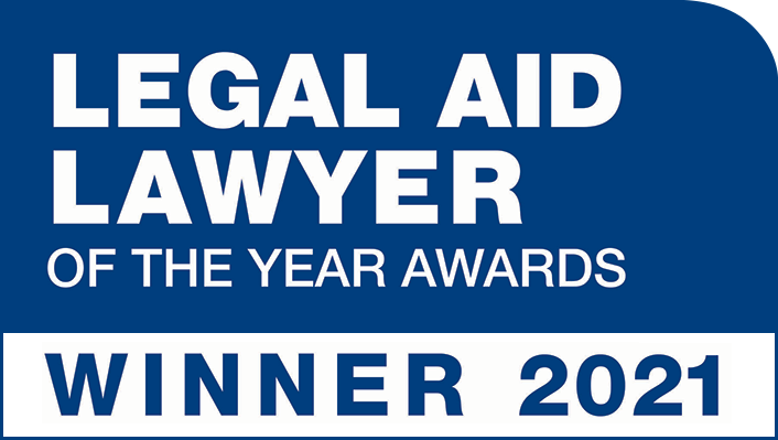 Legal Aid Lawyer Of The Year 2021